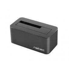 """STACJA DOKUJĄCA HDD NATEC KANGAROO SATA 2.5""""/3,5"""" USB 3.0 + ZASILACZ"""