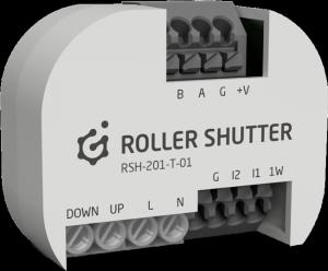GRENTON - ROLLER SHUTTER, Flush, TF-Bus (2.0)