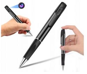 Długopis ukryta MINI KAMERA Full HD dyktafon FHD W8