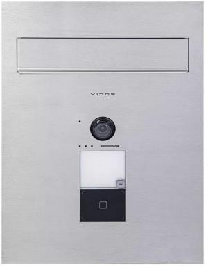 Skrzynka na listy VIDOS ONE S2401-SKP z wbudowanym wideodomofonem