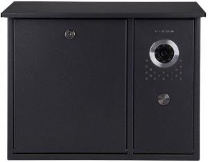 Skrzynka na listy VIDOS S551-SKN z wbudowanym wideodomofonem