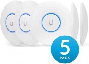 UBIQUITI UNIFI UAP-AC-LITE-5 (5-Pack)