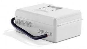Moduł radiowy FAAC XF 433 MHz