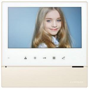 Monitor wideodomofonu COMMAX CDV-70H2 DC WHITE