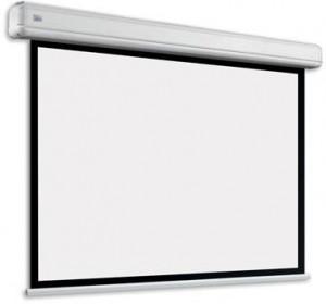 Ekran elektryczny Adeo Screen Elegance B07 (czarne ramki 70mm)
