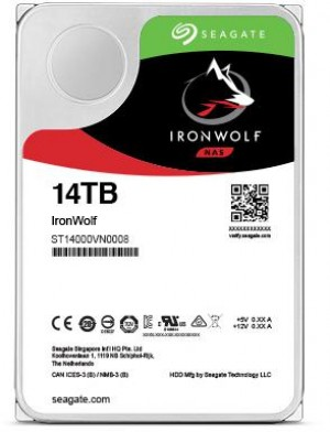 DYSK SEAGATE IronWolf ST14000VN0008 14TB