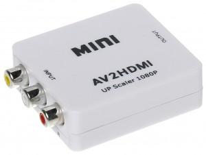 KONWERTER AV/HDMI