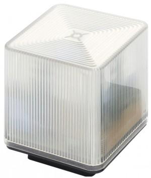 Lampa Led Proxima kwadratowa z wbudowaną anteną do napędów 24/230V