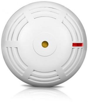 BEZPRZEWODOWA CZUJKA DYMU SATEL ASD-250 (spełnia wymagania EN 14604)