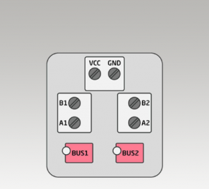 GRENTON - Adapter Ark