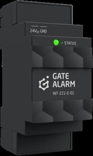 GRENTON - GATE ALARM, DIN, TF-Bus (2.0)