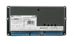 Laskomex EC-2502AR Kaseta elektroniki z funkcją ładowania akumulatora oraz obsługą RFID i Dallas