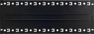 Blacha montażowa 4U z szyną DIN-TH35-24xS RADIN PULSAR