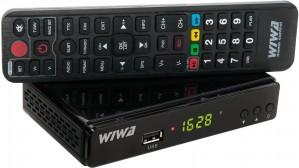 Tuner DVB-T WIWA H.265