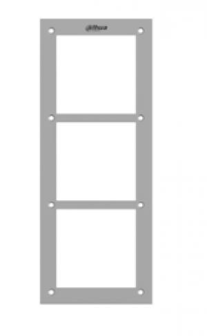 Ramka frontowa dla modułów wideodomofonowych DAHUA VTOF003-V2