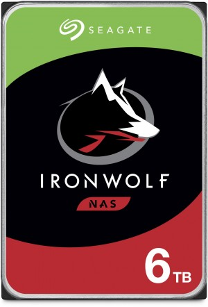 DYSK SEAGATE IronWolf ST6000VN001 6TB