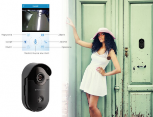 Wideodomofon Ferguson IP Doorbell HD FS1DB - Inteligentny dom