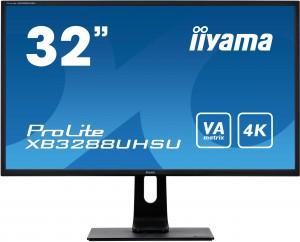 "Monitor LED IIYAMA XB3288UHSU-B1 32"" HDMI DisplayPort"