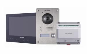 Zestaw wideodomofonowy HIKVISION DS-KIS701/EU-B