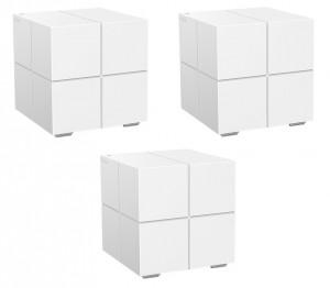DOMOWY SYSTEM WI-FI TENDA MESH NOVA MW6 3-pack