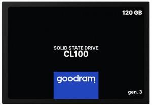 DYSK SSD GOODRAM CL100 G3 120GB SATA3