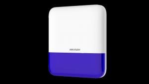 HIKVISION Zewnętrzny sygnalizator alarmowy AX PRO DS-PS1-E-WE/blue