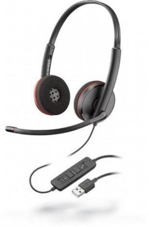 PLANTRONICS BLACKWIRE C3220 USB CZARNE