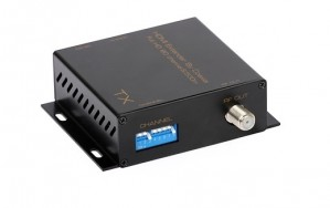 Cyfrowy modulator HDMI - DVB-T (Full HD 1080P/60Hz) do instalacji monitoringu CCTV