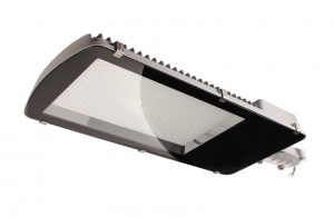 LAMPA ULICZNA LED VIA NERO 150W 5000K IP65