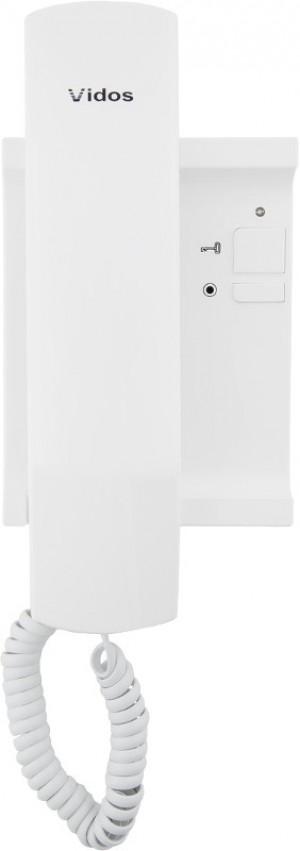 Unifon do systemów wideodomofonowych VIDOS M8W