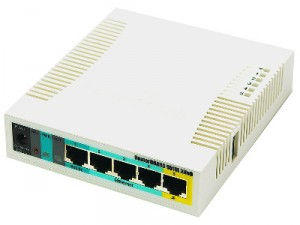 MIKROTIK ROUTERBOARD RB951UI 2HND