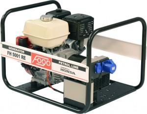 Agregat prądotwórczy FOGO FH 5001RE 5kVA AVR Rozrusznik