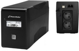 UPS ZASILACZ AWARYJNY POWER WALKER VI 650 LCD