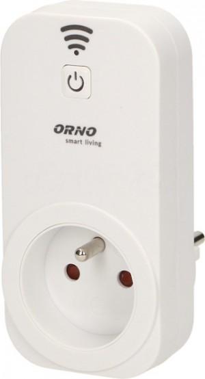 Centrala systemu OR-SH-1701 gniazdko sterowane bezprzewodowo ORNO Smart Living