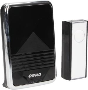 Dzwonek bezprzewodowy Orno OR-DB-QS-112 do 120m, 32 melodie