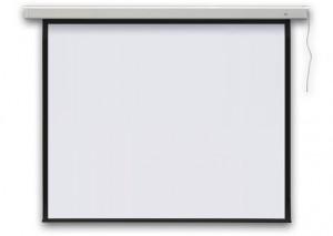 """Ekran projekcyjny PROFI elektryczny 340 cm (134"""") 1:1"""