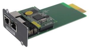 MODUŁ SNMP DLA UPS POWER WALKER VI RT LCD / VFI P/RT LCD, VFI 3/1