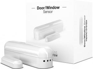 FIBARO Door/Window  Sensor (biały czujnik otwarcia drzwi lub okna)