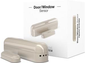 FIBARO Door/Window  Sensor (siwy kontaktron drzwiowo-okienny)