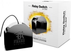 FIBARO Relay Switch ( podwójny włącznik elektryczny ) 2x1.5kW