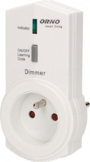 Gniazdo z funkcją ściemniania OR-SH-1702 sterowane bezprzewodowo ORNO Smart Living