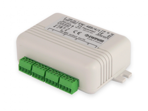 Dystrybutor rozdzielacz magistrali RS-485 z separacją EWIMAR EW-485/4/1/So
