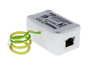 Zabezpieczenie przeciwprzepięciowe 1-kanałowe do sieci LAN EWIMAR PTF-1-ECO/PoE