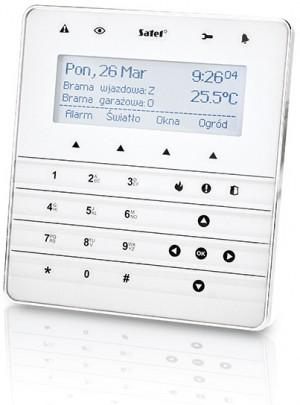 Manipulator SATEL INT-KSG-WSW sensoryczny Biały