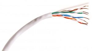 KABEL GETFORT PREMIUM KAT.5E U/UTP PVC SKRĘTKA 305M