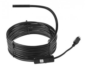KAMERA INSPEKCYJNA ENDOSKOP MEDIA-TECH MT4095 USB OTG