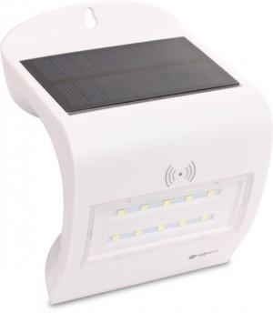 Lampa solarna AKUMULATOROWA LED 2W z czujnikiem ruchu PIR