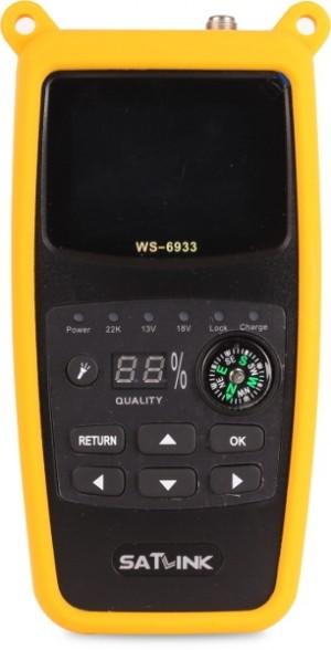 Miernik DVB-S2 SatLink WS-6933