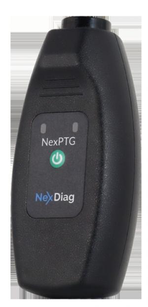 Miernik grubości lakieru NexPTG Advanced PL (fe-zn-al)
