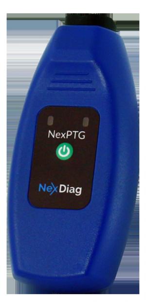 Miernik grubości lakieru NexPTG Professional PL (fe-zn-al)